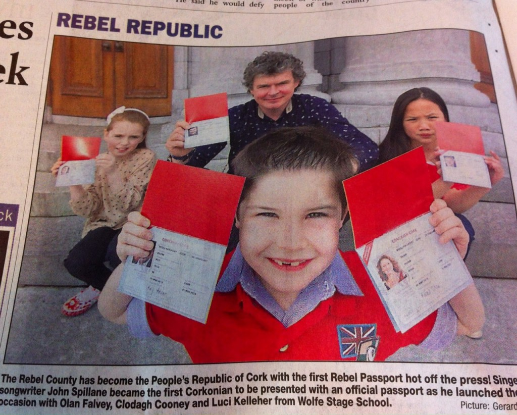 Cork Passport