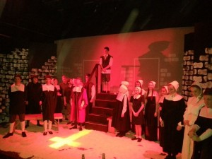 The Crucible in Cork Arts Theatre